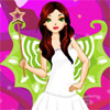 Wind Fairy Dress Up online game