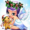 Winter Fairly Jigsaw Puzzle online game