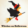 Witches on Halloween online game