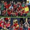 Spain Champions of the Football World Cup 2010 Puzzle online game