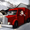 Xmas Truck Parking online game