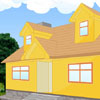 Yellow House Hidden Objects online game