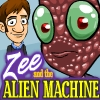 Zee and the Alien Machine online game