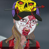 Zombie Girl Dress Up online game