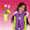 Barbie Flowers Shop