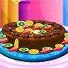 Chocolate Pie Decoration