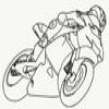 Coloring Motorcycles -1