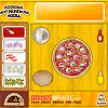 Cooking Hot Peperoni Pizza