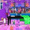Monster High Party Cleanup