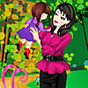 Mother and Baby Stroll Dress Up