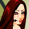 Scary Vampire Girl Dress Up