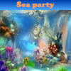 Sea party. Find objects