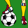 Soccer Player Coloring Game