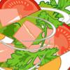 Speedy Salad Cooking Creation
