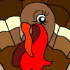 Turkey Coloring Game